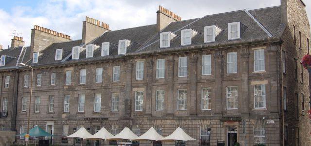 Luxury Edinburgh hotel with lighthouse influence