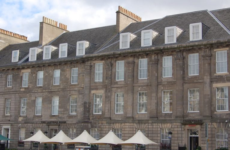 Luxury Edinburgh hotel with lighthouse influence