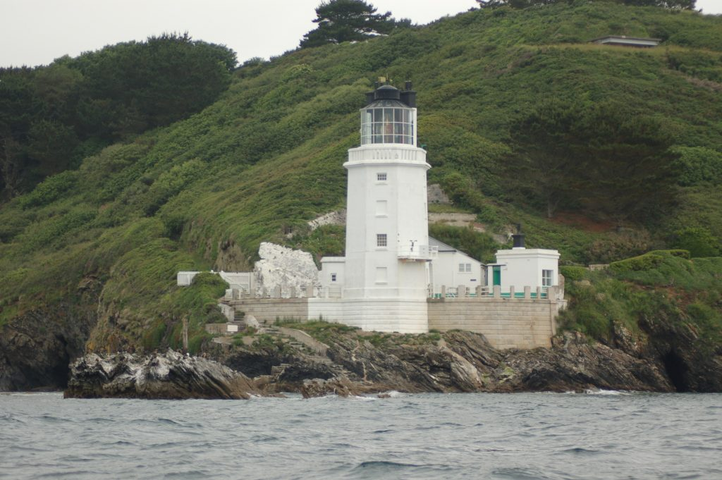 St Anthony's Lighthouse, Cornwall
