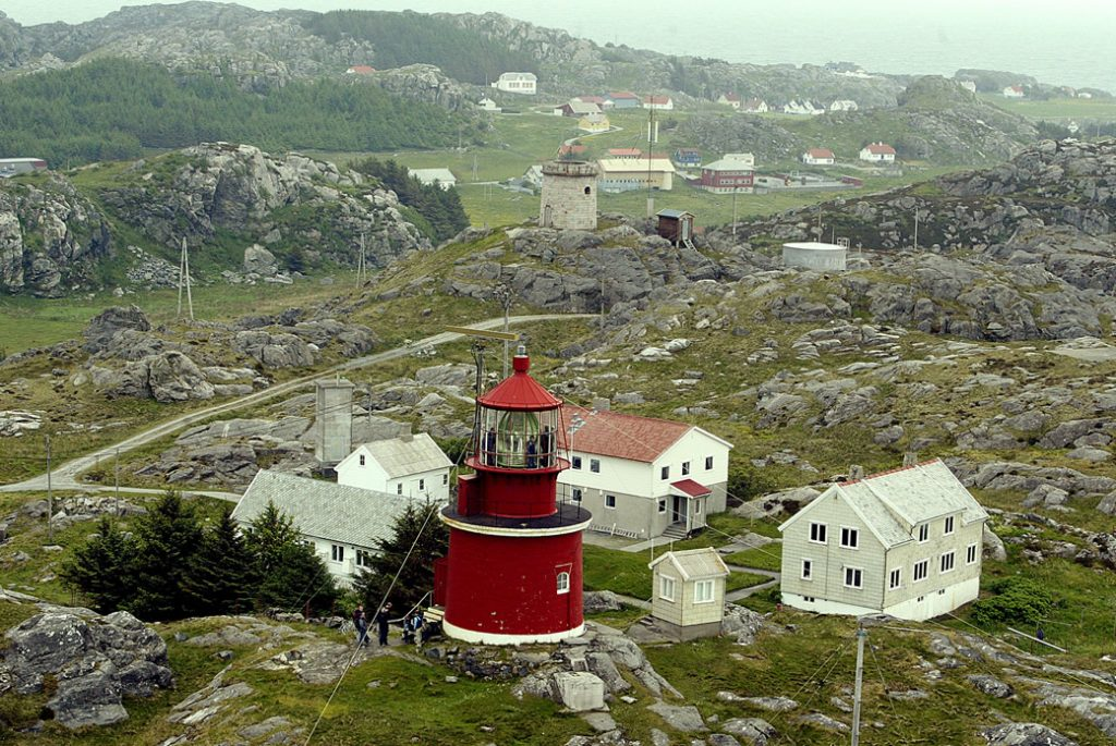 Utsira Lighthouse, Norway
