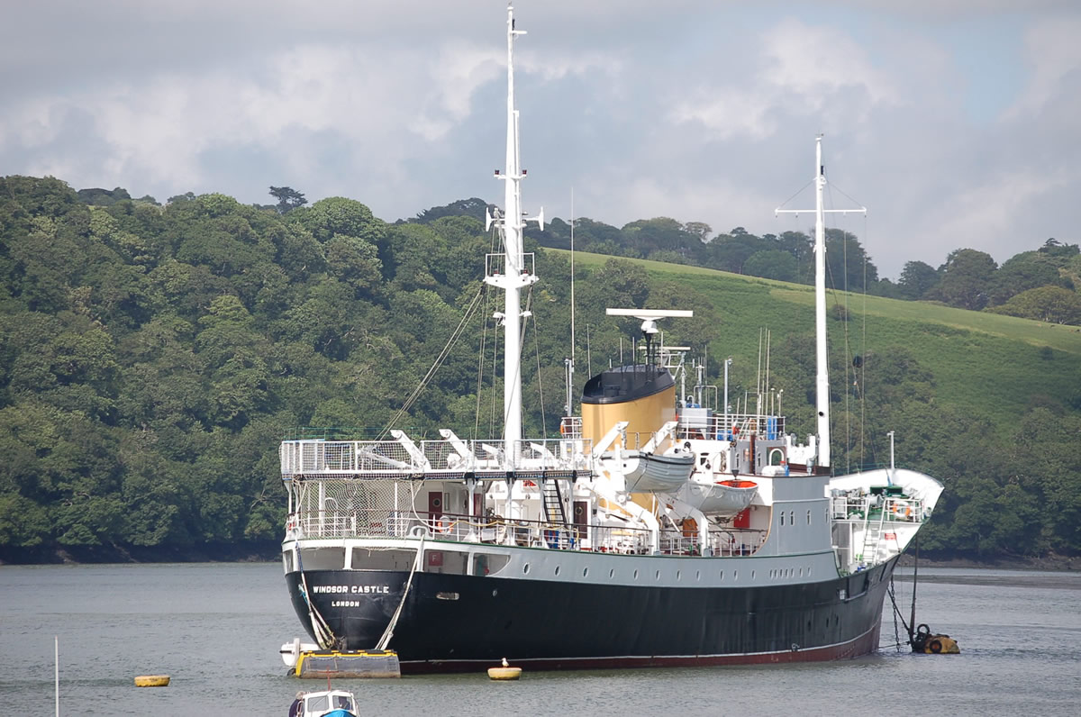 Fingal in Falmouth