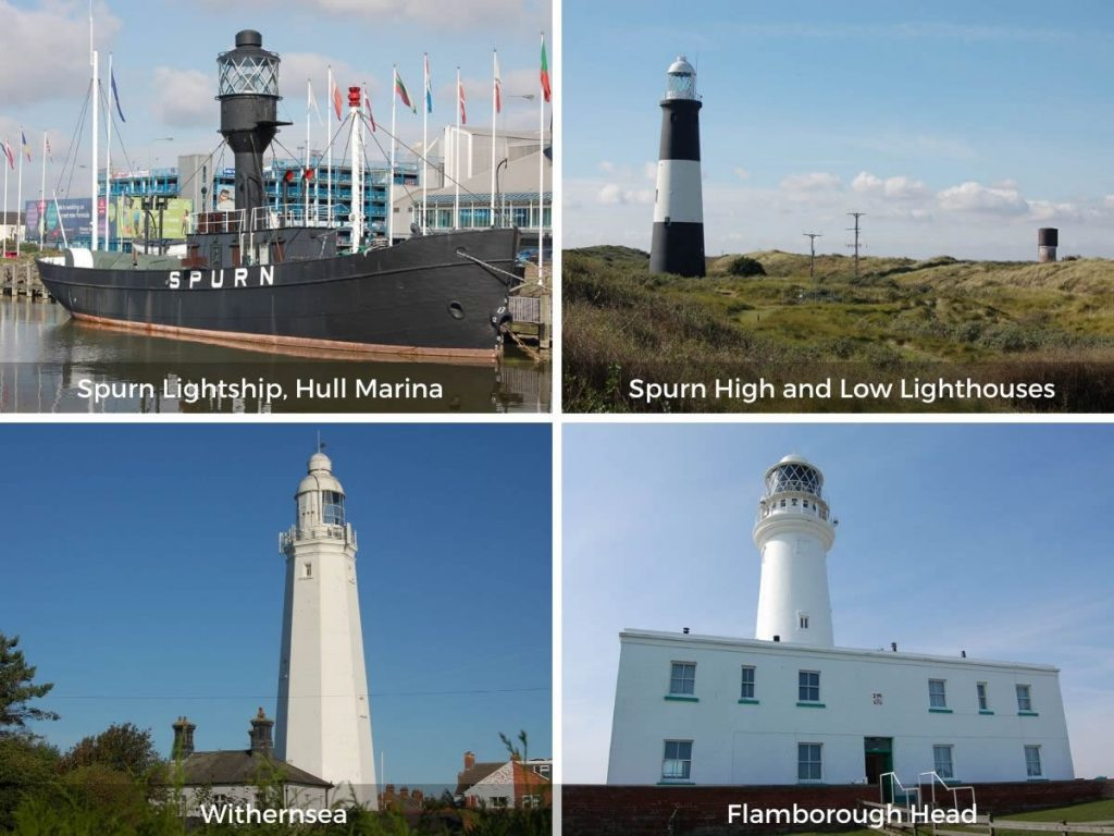 East Yorkshire Lighthouses