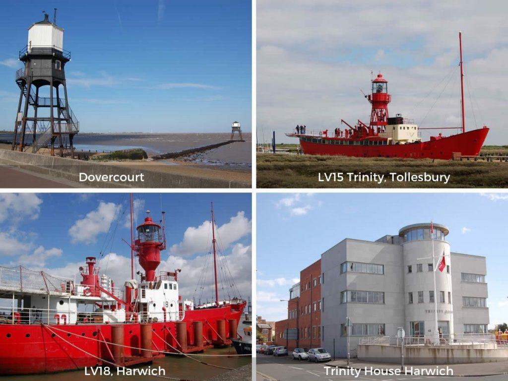 Essex Lighthouses