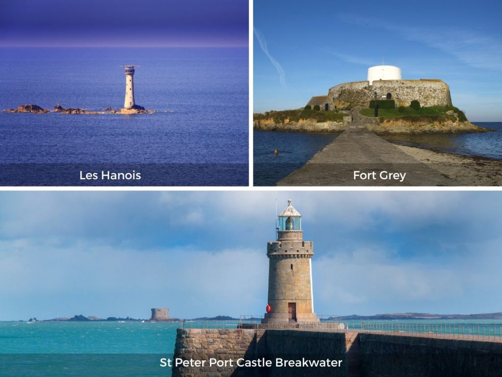 Guernsey Lighthouses