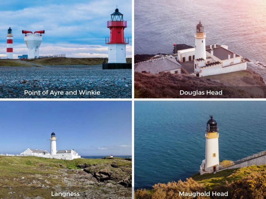 Isle of Man Lighthouses