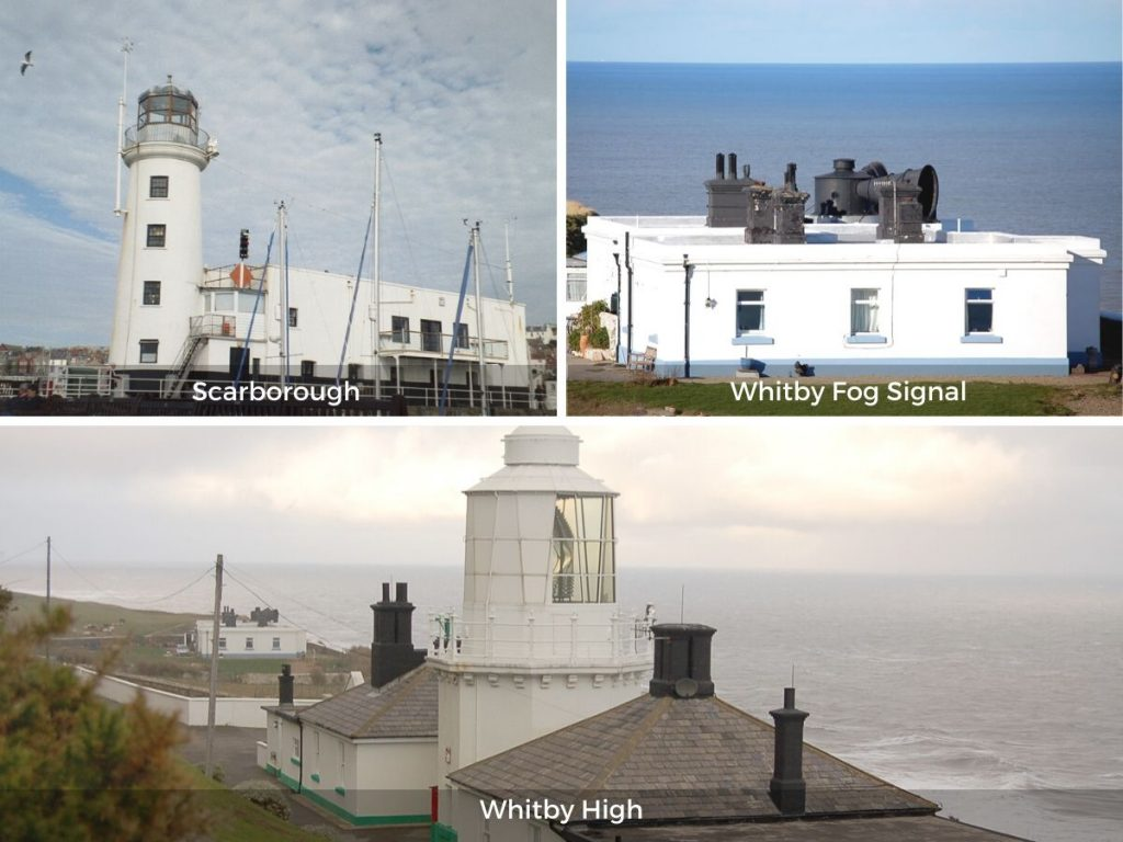 North Yorkshire Lighthouses