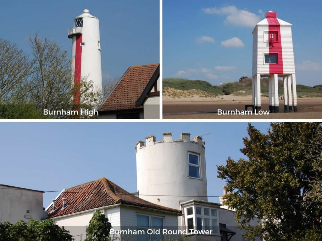 Somerset lighthouses