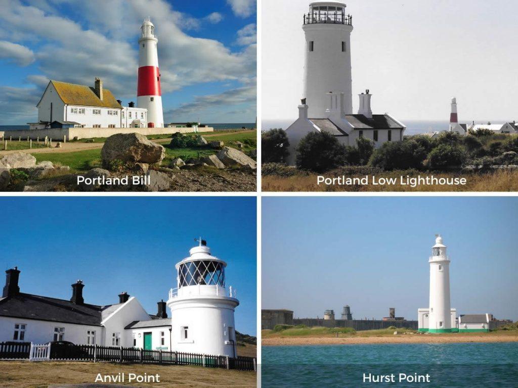 Dorset lighthouses