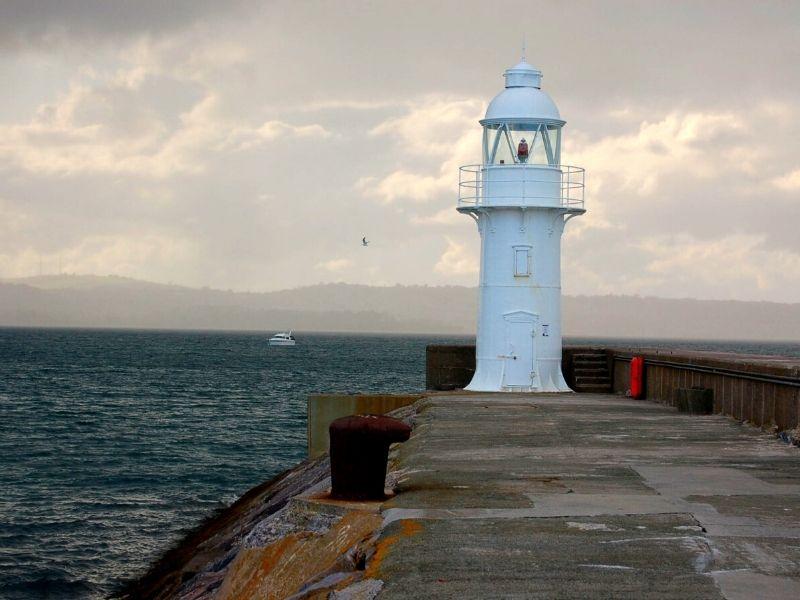 Brixham Breakwater Lighthouse