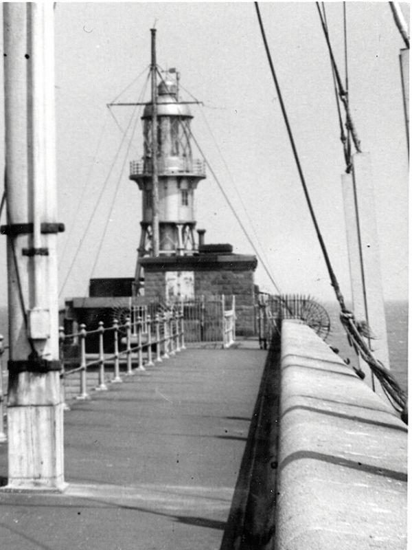 Dover Admiralty Pier 1952
