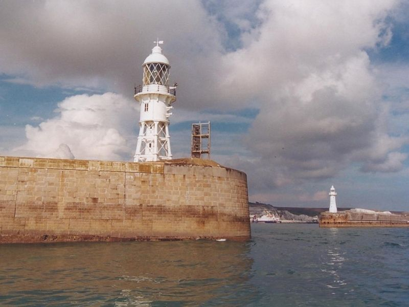 Dover Admiralty Pier Lighthouse