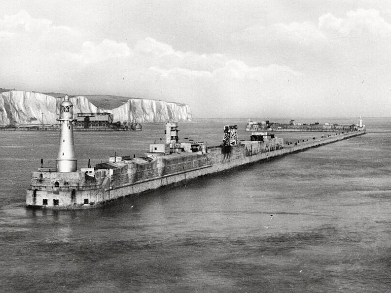 Dover Breakwater 1952