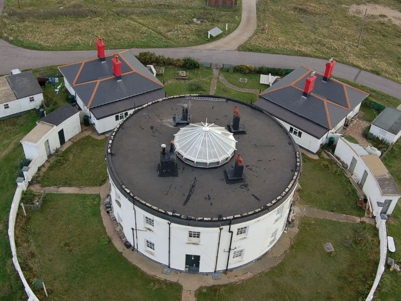 Dungeness Round House