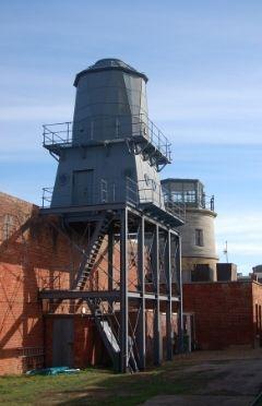 Hurst Old Lighthouses