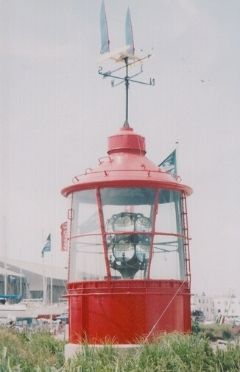 LV3 lantern Plymouth