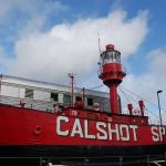 Calshot Spit Lightship