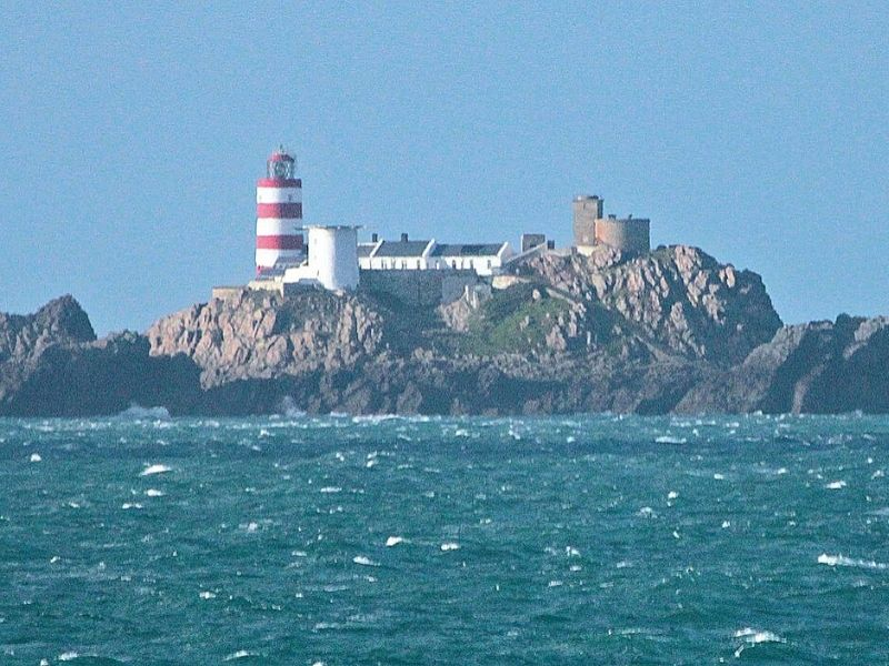 Les Casquets Lighthouse