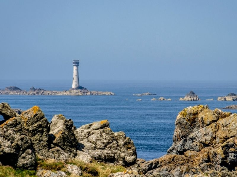 Les Hanois Lighthouse