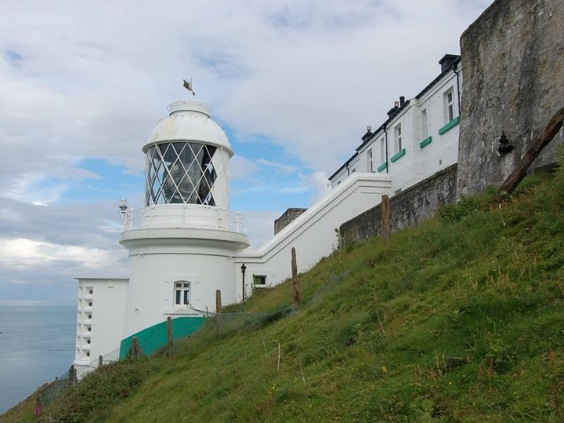 Lynmouth Foreland Lighthouse
