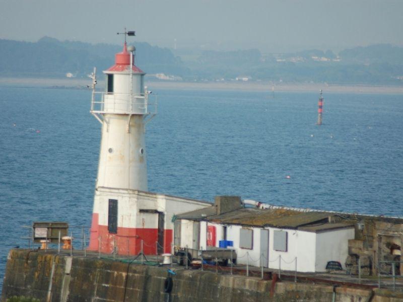 Newlyn Lighthouse