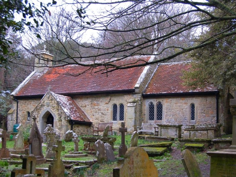 Old Boniface Chapel
