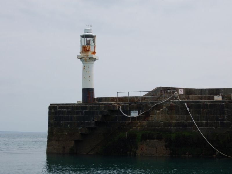 Penzance Harbour Lighthouse