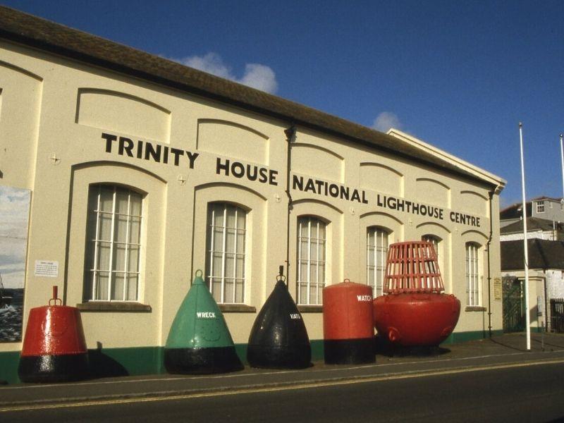 Trinity House Depot Penzance