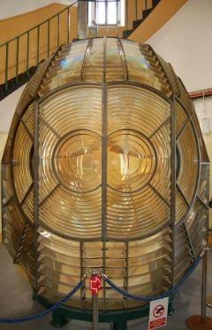 Portland Bill optic