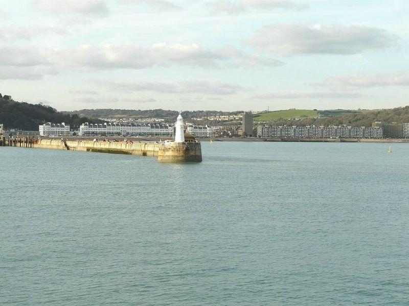 Dover Prince of Wales Pier
