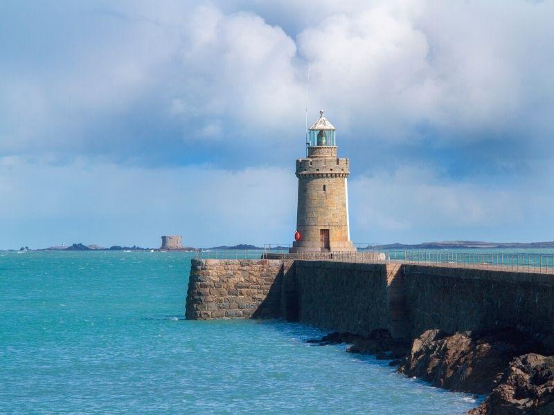 Castle Breakwater St Peter Port
