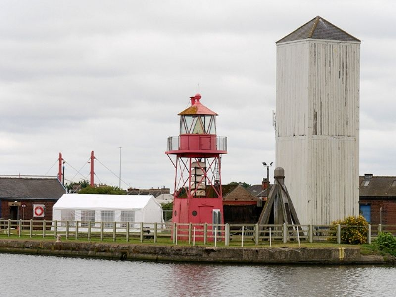 Apex Trent Falls Lighthouse