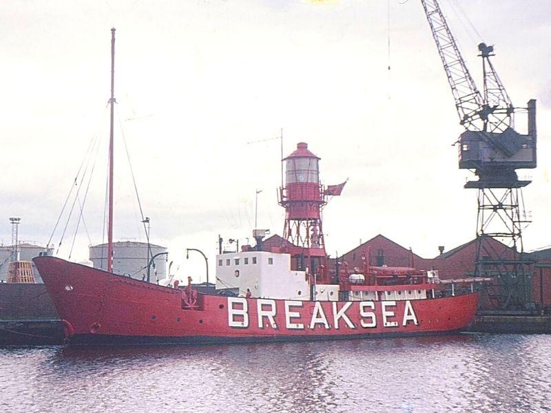 Breaksea Lightship 15