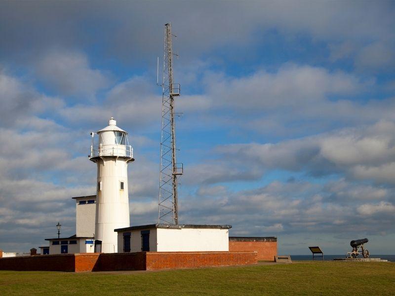 Heugh Lighthouse Hartlepool