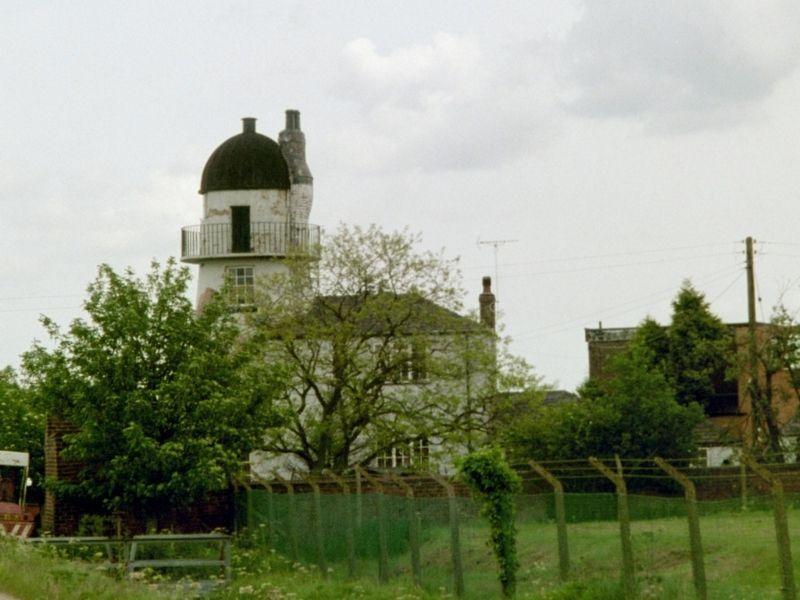 Killingholme North Low Lighthouse