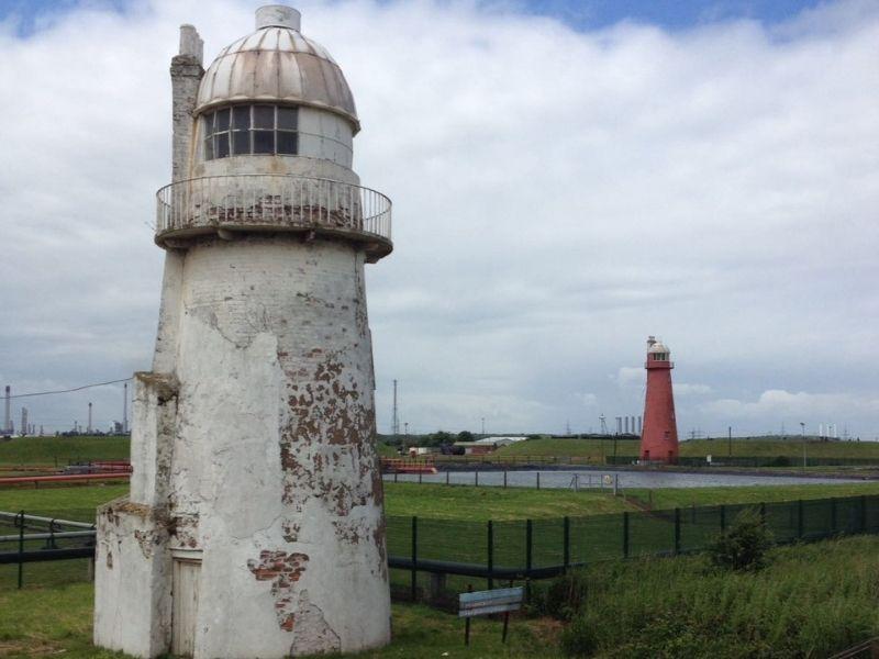 Killingholme South Low Lighthouse