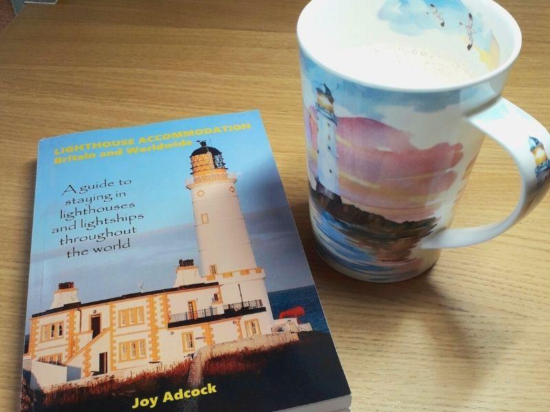 Lighthouse Accommodation book