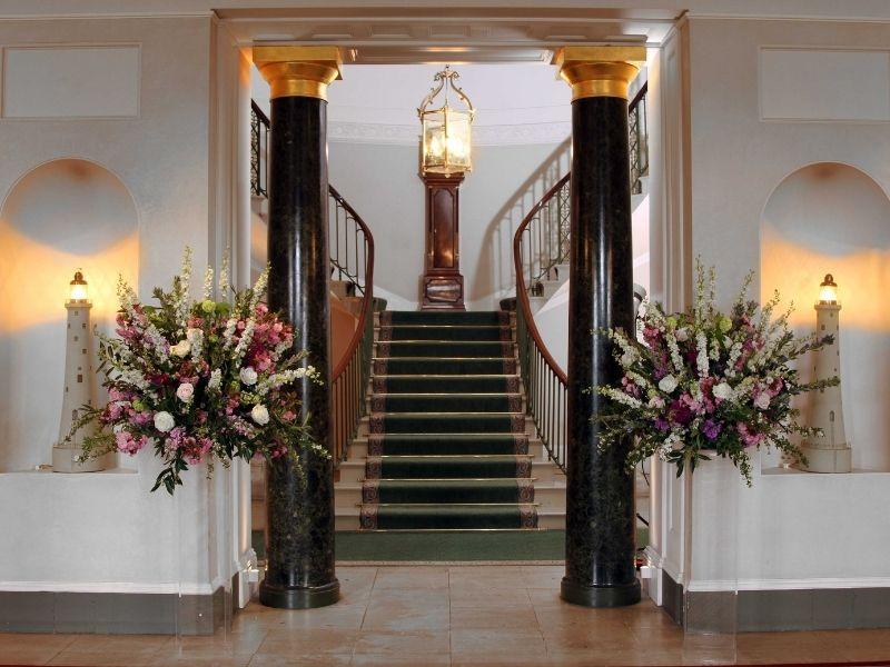 Entrance Trinity House