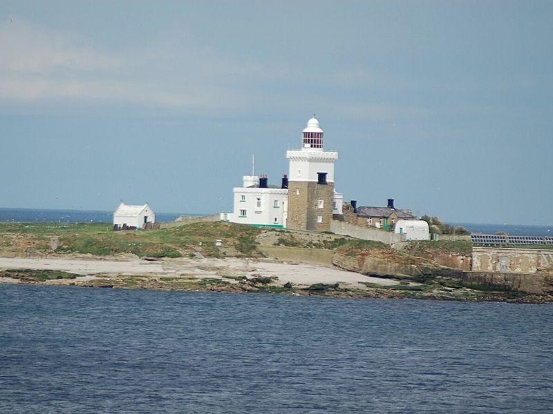 Coquet Lighthouse