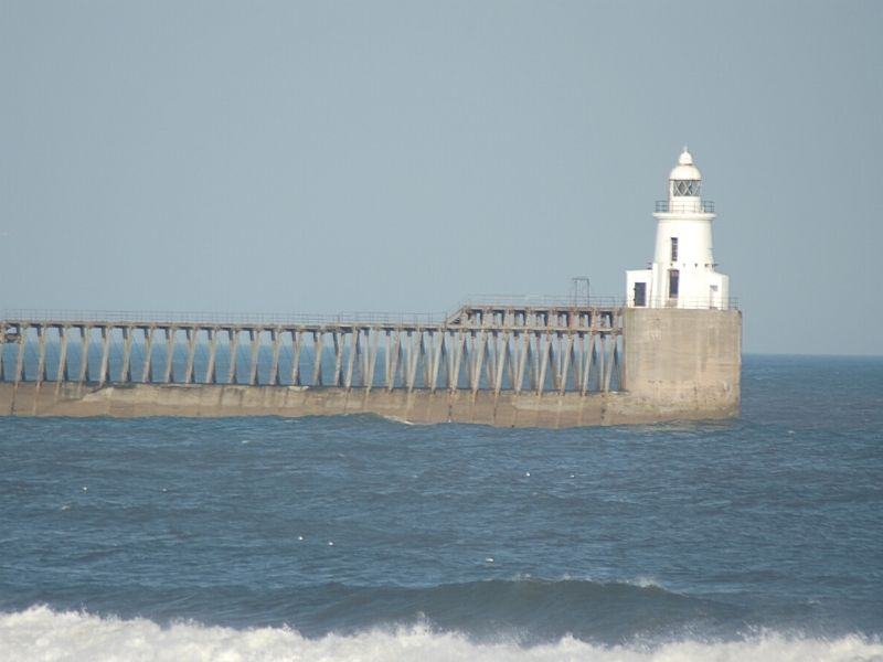 Blyth East Pier Lighthouse