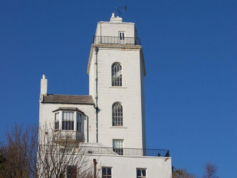 Fish Quay High Lighthouse