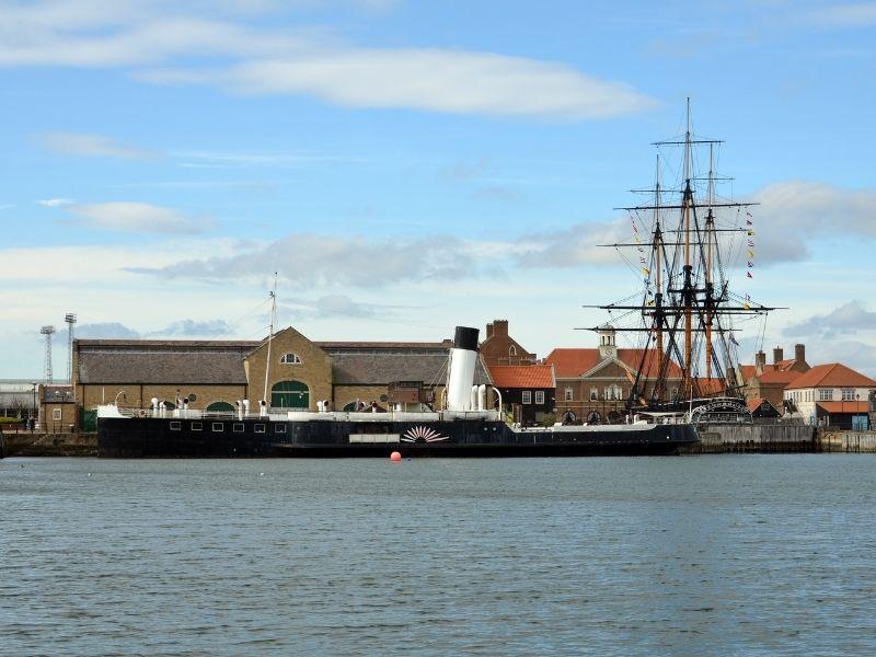 Hartlepool Maritime Museum