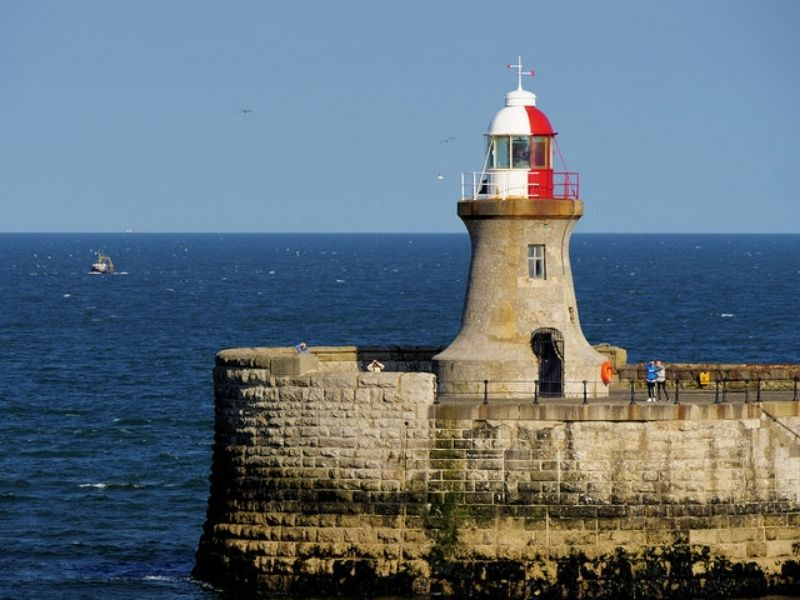 River Tyne South Pier Lighthouse