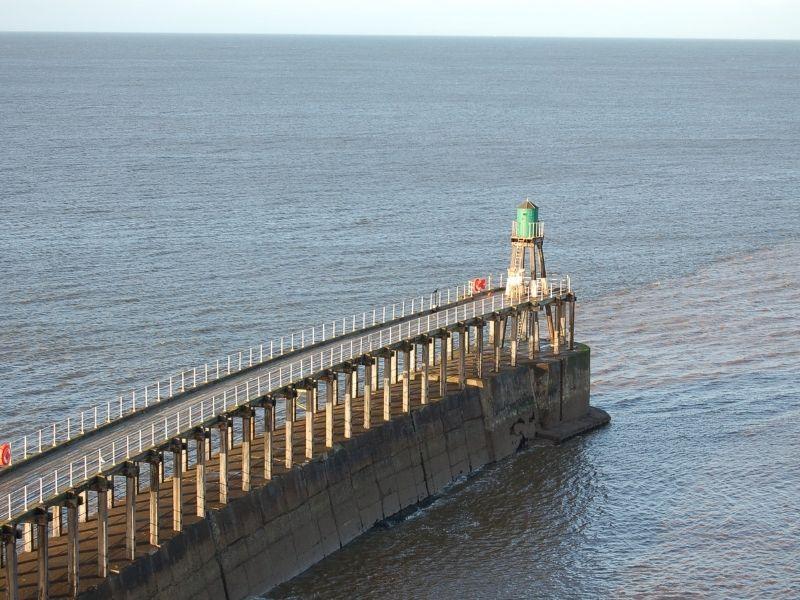 West Pier Extension