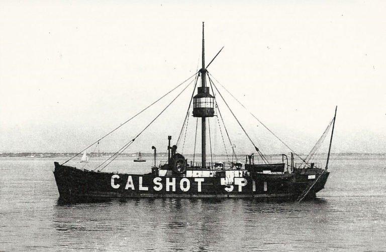 LV50 Calshot Spit