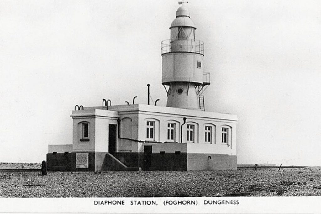 Dungeness Low Lighthouse