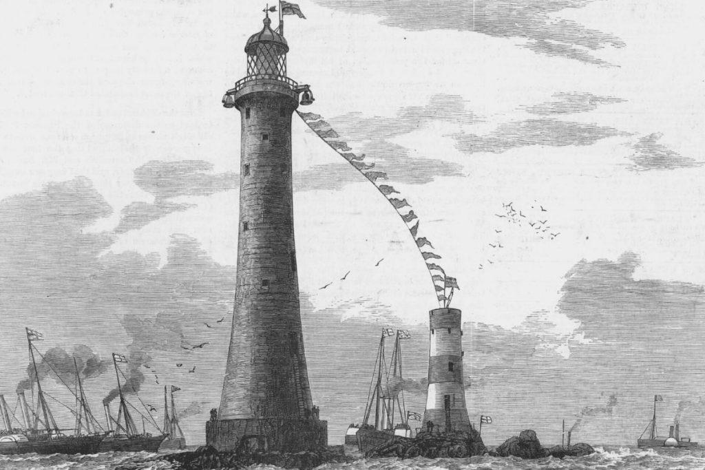 Douglas and Smeaton's Towers