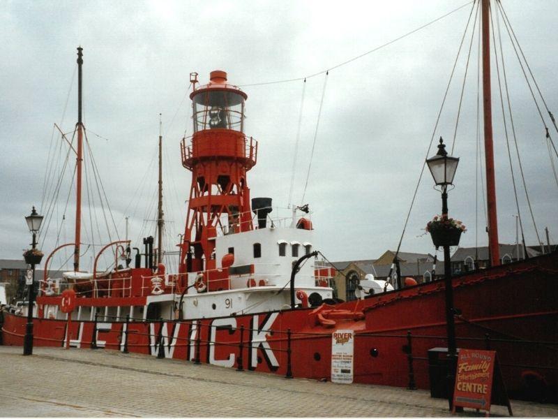 LV91 Helwick