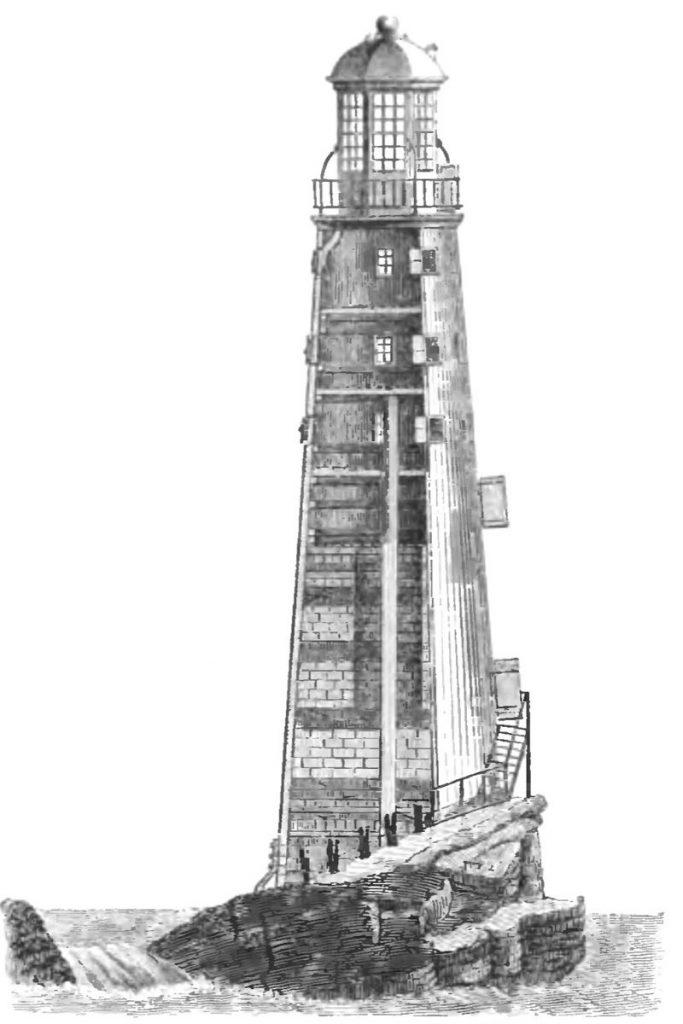 Rudyerd's Eddystone Lighthouse