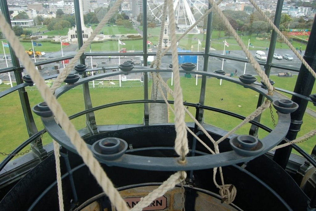 Smeaton's Tower chandelier