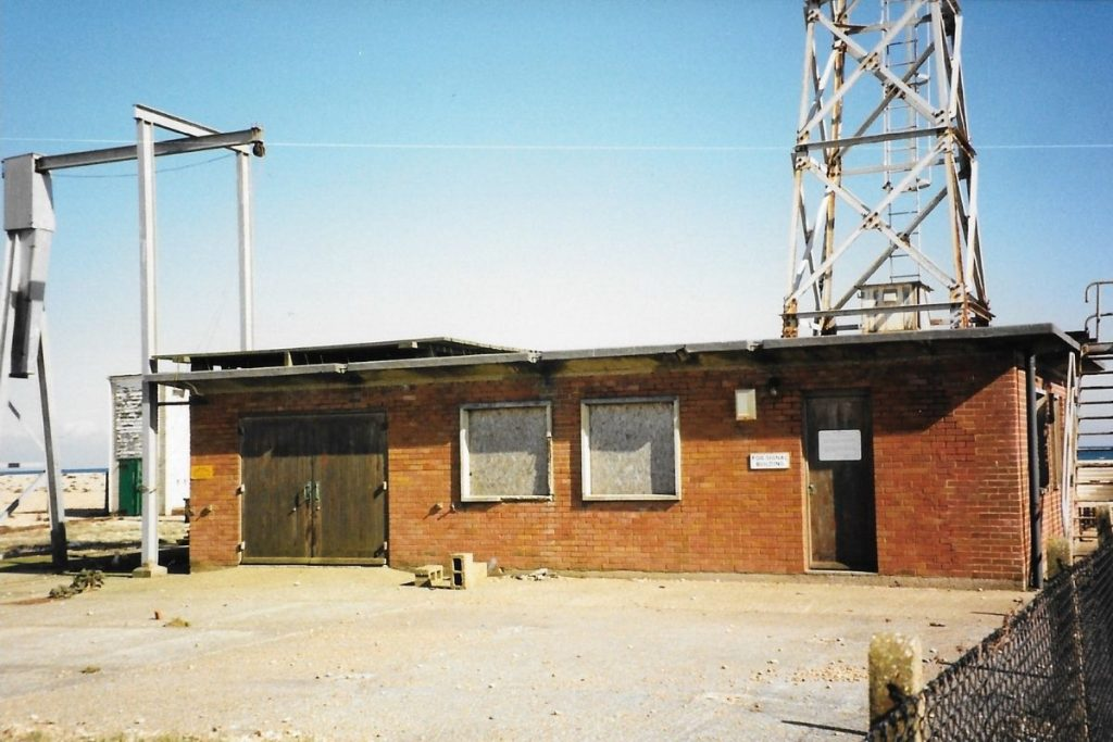 Dungeness Experimental Station